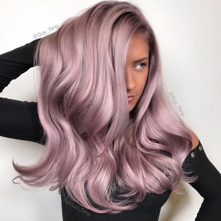 How To Achieve Silver Hair Color