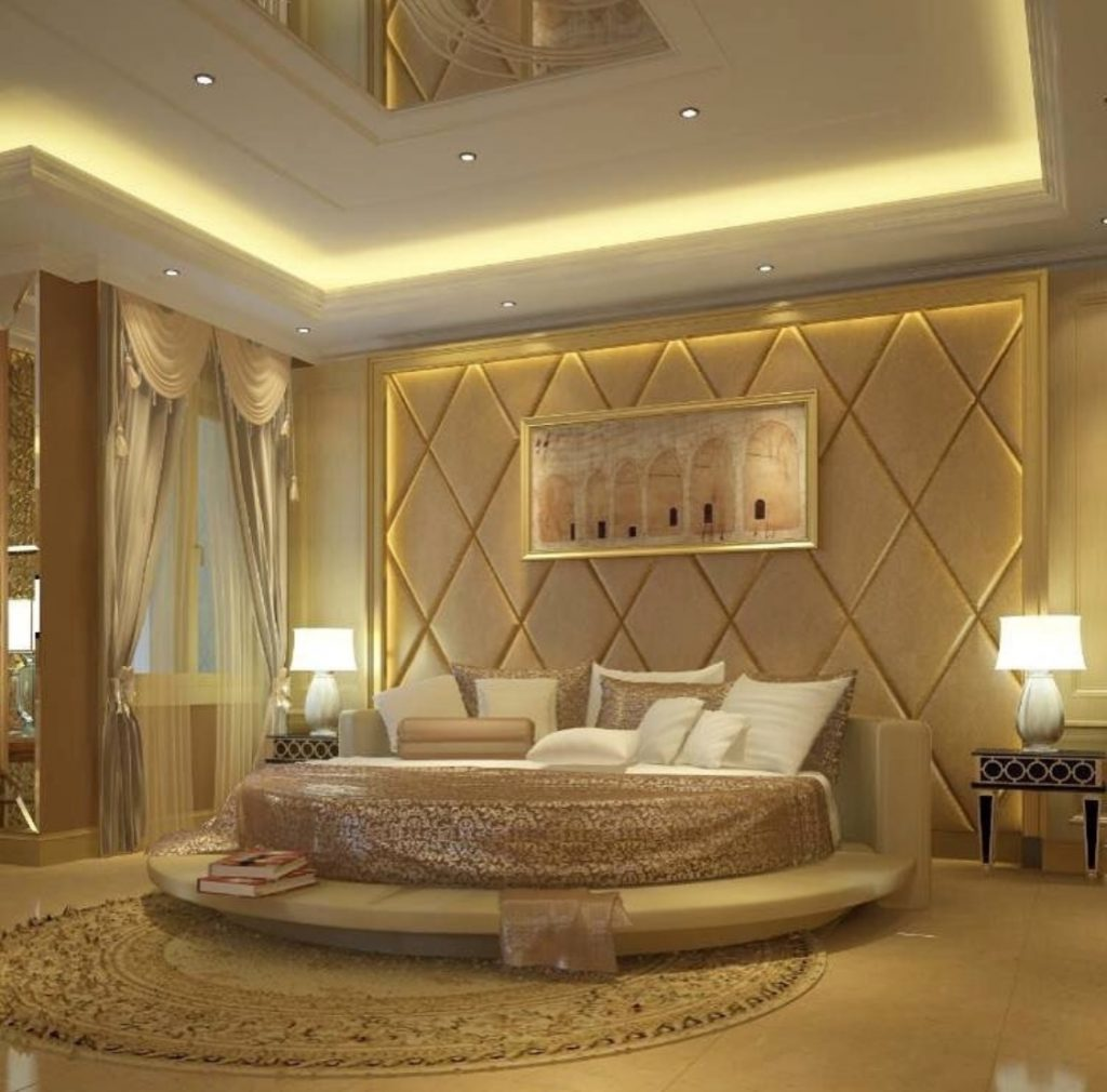 picture inside luxury bedrooms