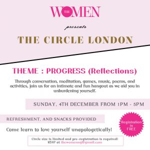 Register for the circle london