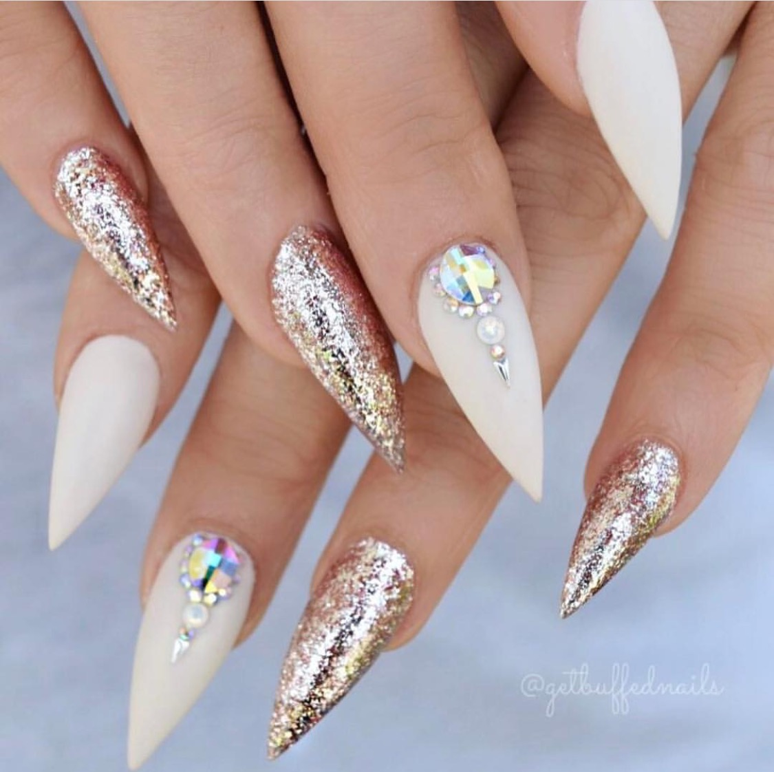 Beautiful Nail Art: Beautiful Nail Art By Get Buffed Nails