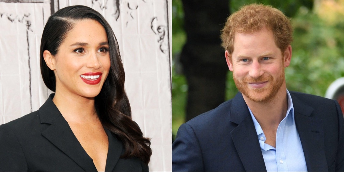 PRINCE HARRY AND MEGHAN MARKLE HAD A REPORTEDLY LOW-KEY VALENTINE'S DAY