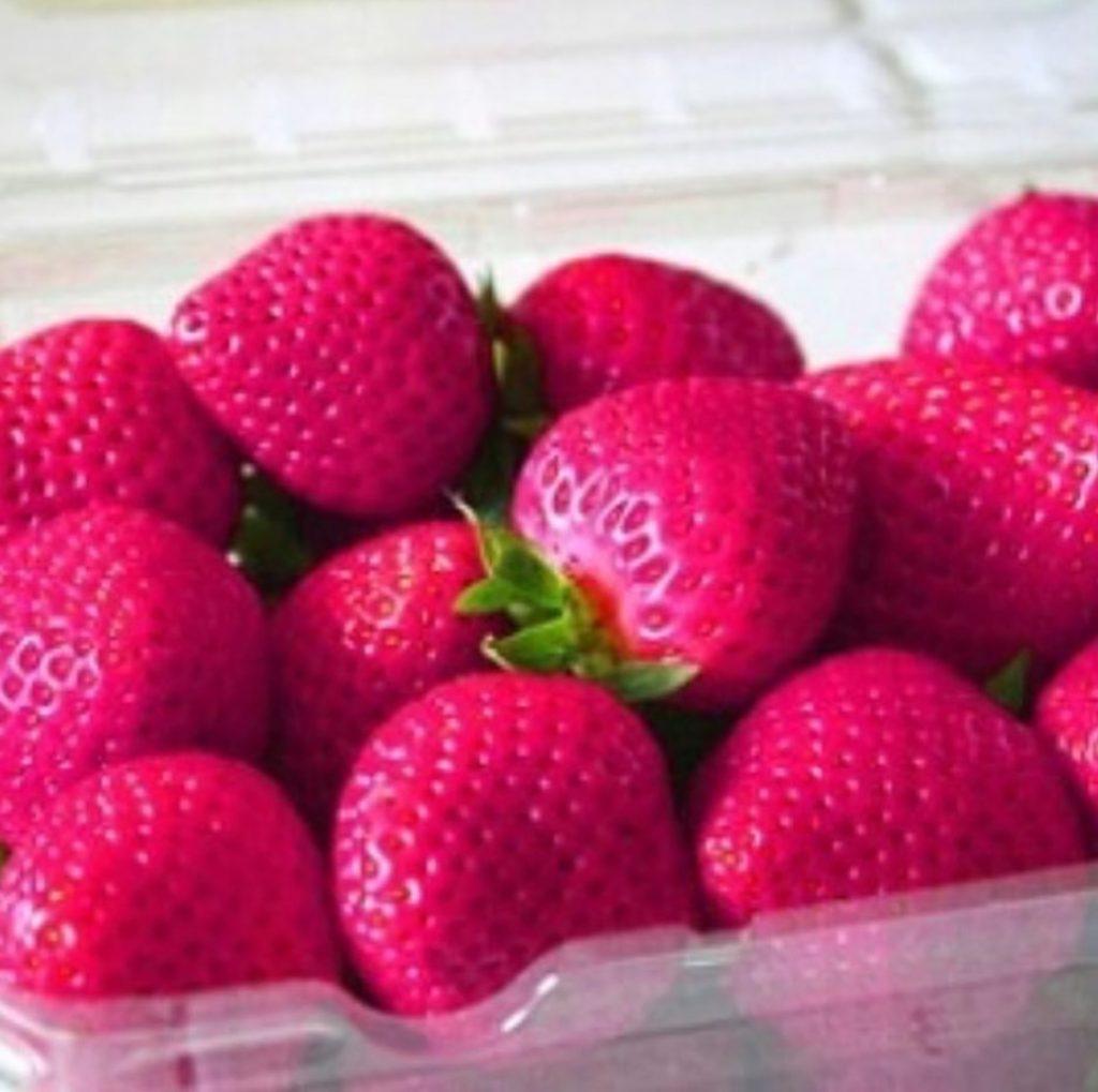 Strawberry goodness