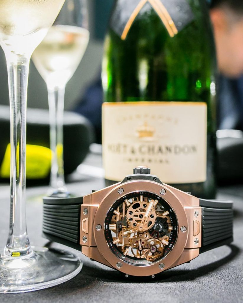 Why are men obsessed with watches
