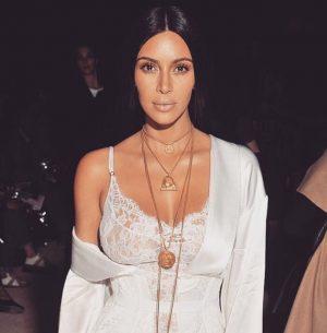 How Kim Kardashian gets her flawless look