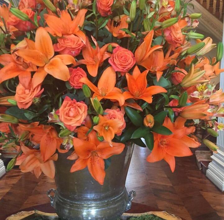 Home Fall Flower Arrangement Slaylebrity
