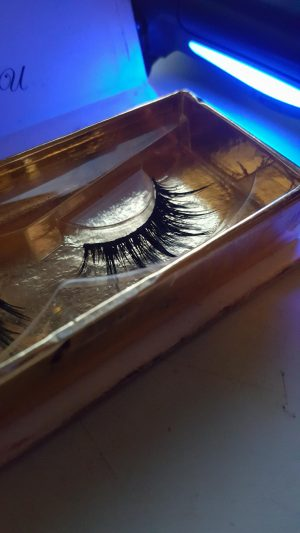 How I Clean my Mink Lashes