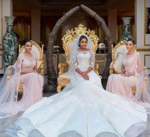 The Couture bride
