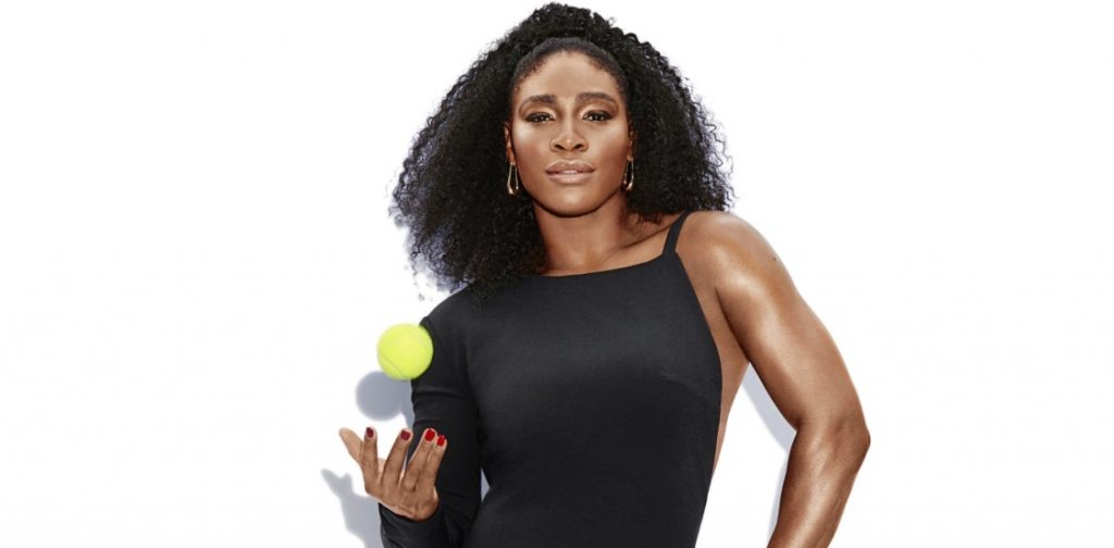 Serena Williams is