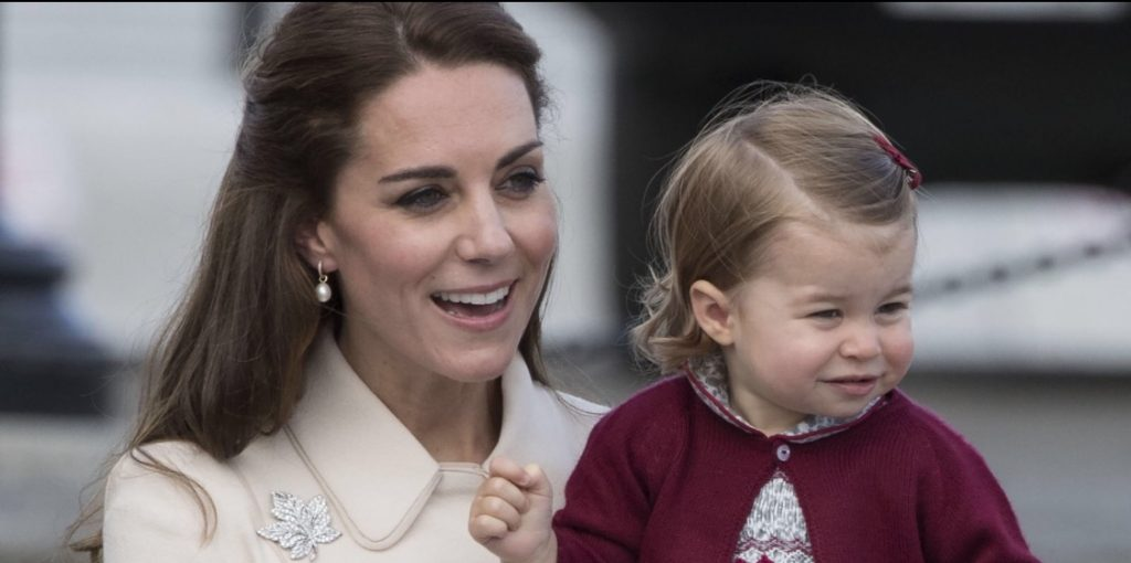 Kate Middleton admits