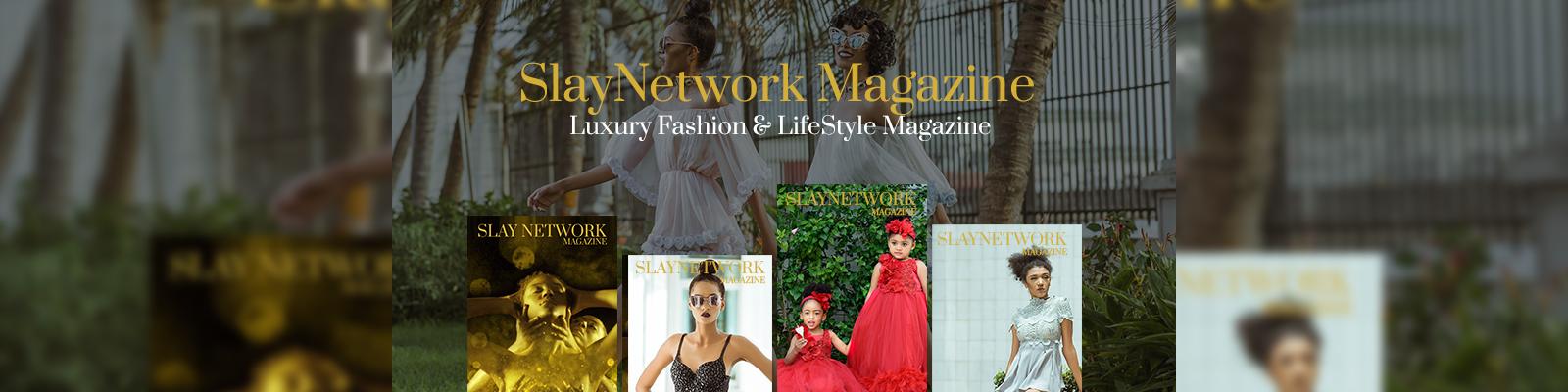 luxury fashion and lifestyle magazine