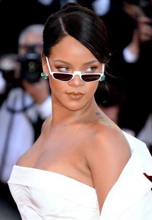Rihanna is getting body shamed on social media