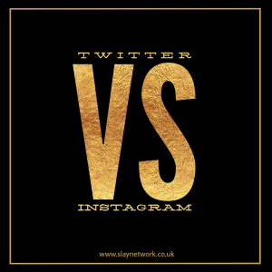 Which social media platform do you prefer?