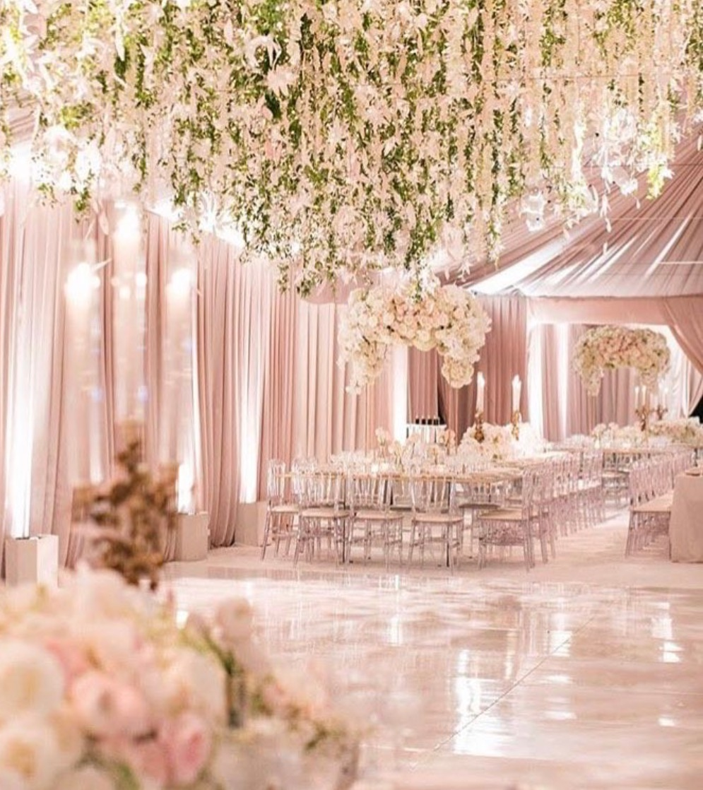 Hotel Bel-Air Hosts The Most Beautiful Weddings Ever