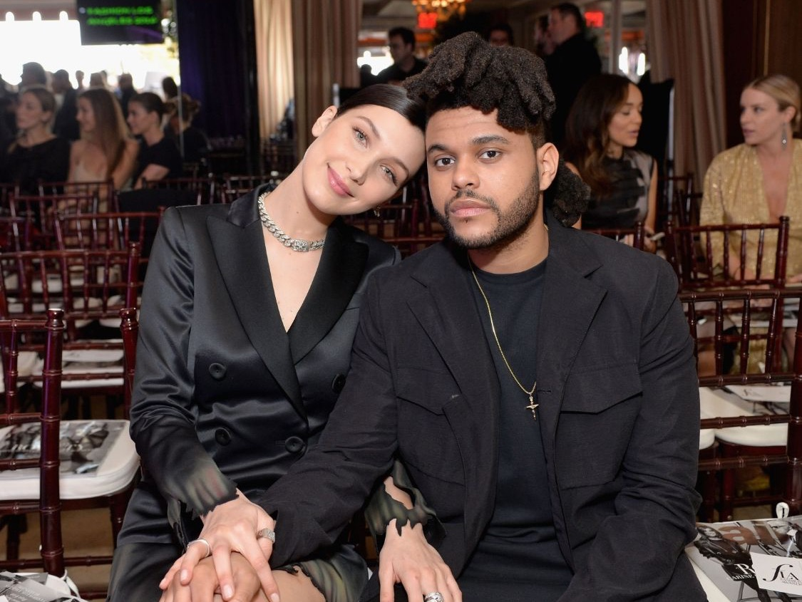breakup with the weeknd