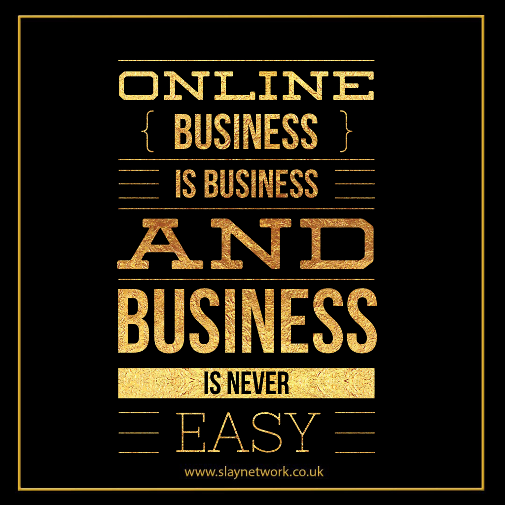 about Online Business