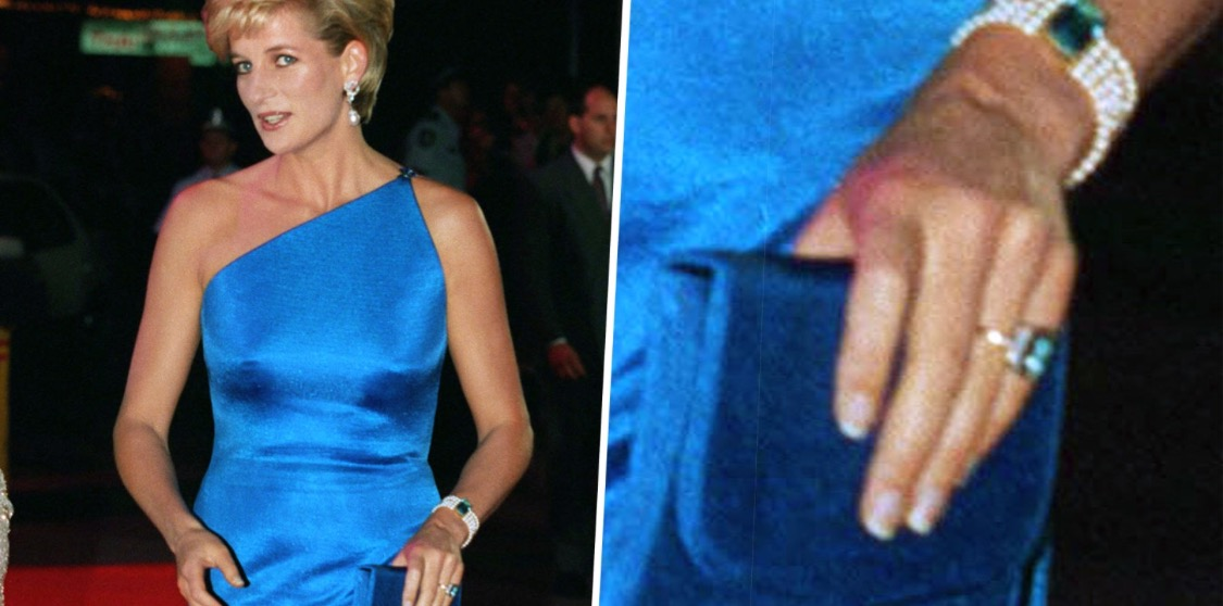 Princess Diana S Aquamarine Ring Slaylebrity