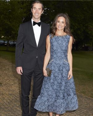 Pippa Middleton is at a bridal boot camp