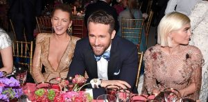 Oh oh it dosen't look like Ryan Reynolds is Kylie's cup of tea
