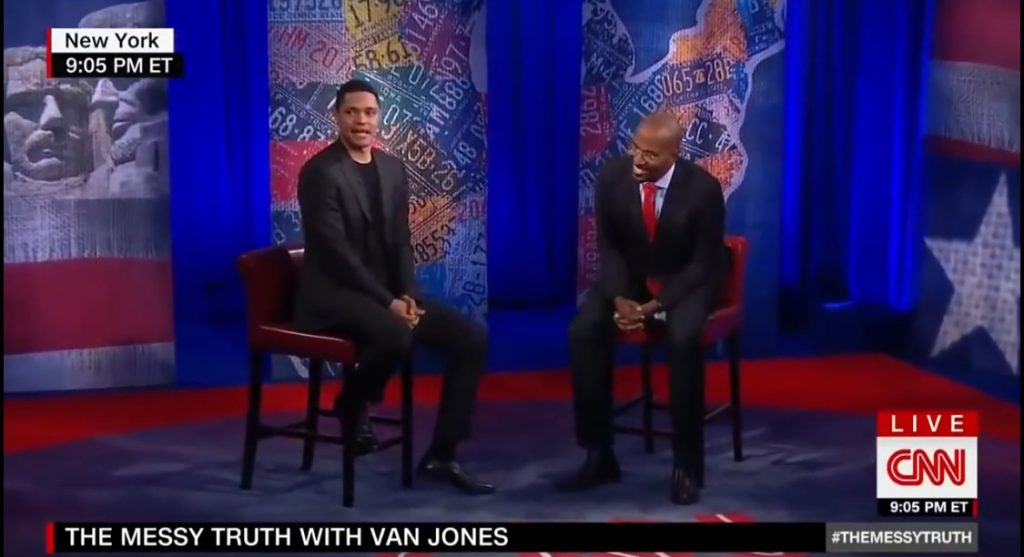 The Messy Truth with Van Jones