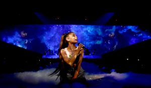 Ariana Grande responds to the Manchester City Bombing