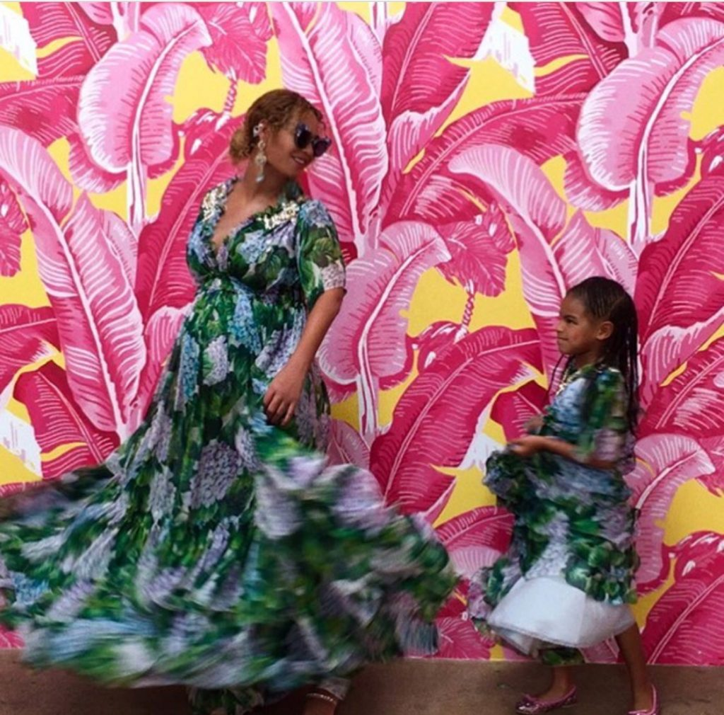 Blue ivy carter slays her ballet recital slaylebrity from starring in matching photo shoots with beyonc to stealing the show at the grammys in a gucci power suit blue ivy carter has already proven shes a izmirmasajfo