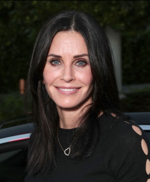 Courtney Cox has dissolved all her fillers