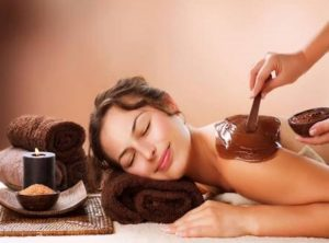 Is a chocolate massage the secret to younger looking skin?