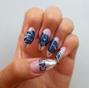The ultimate Game of thrones manicure