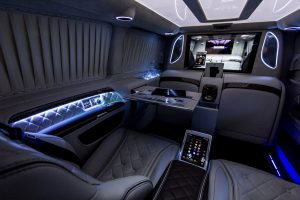 Mercedes Benz V250 VIP Edition