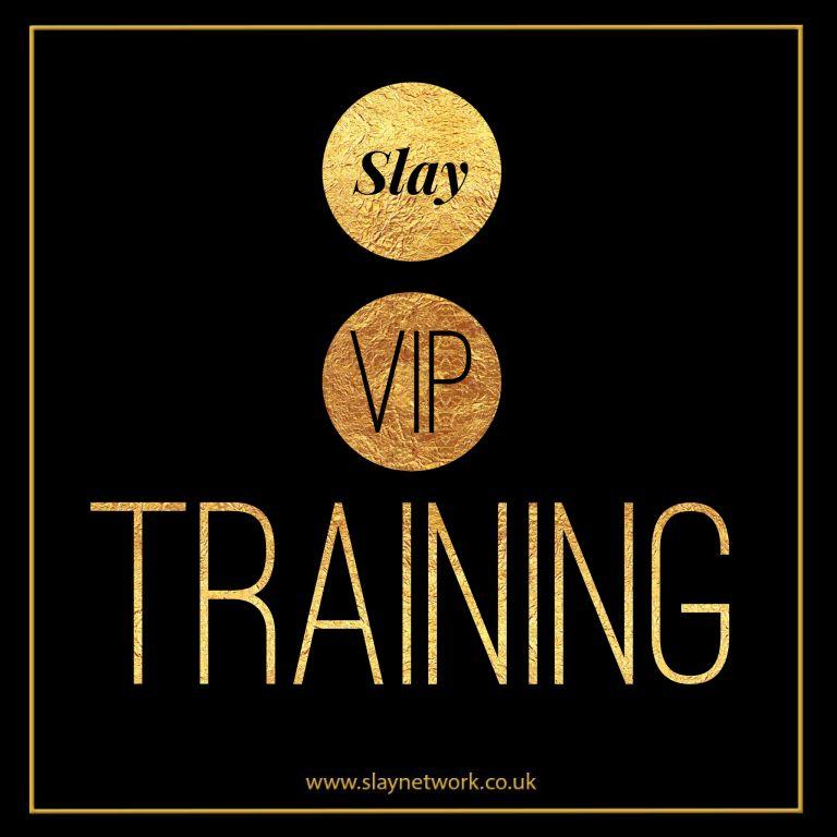 slay vip training