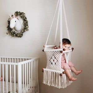 The most beautiful Baby swing Chair