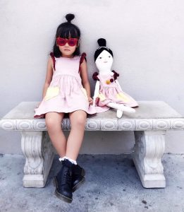 Match your doll