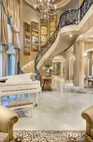 The most luxurious Foyer designs
