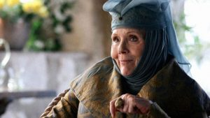 Game of thrones Lady Olenna – the formidable Queen of shade