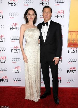'The divorce is OFF!' Angelina Jolie 'stalls' legal split from Brad Pitt