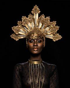 Queen of the Black Monarch