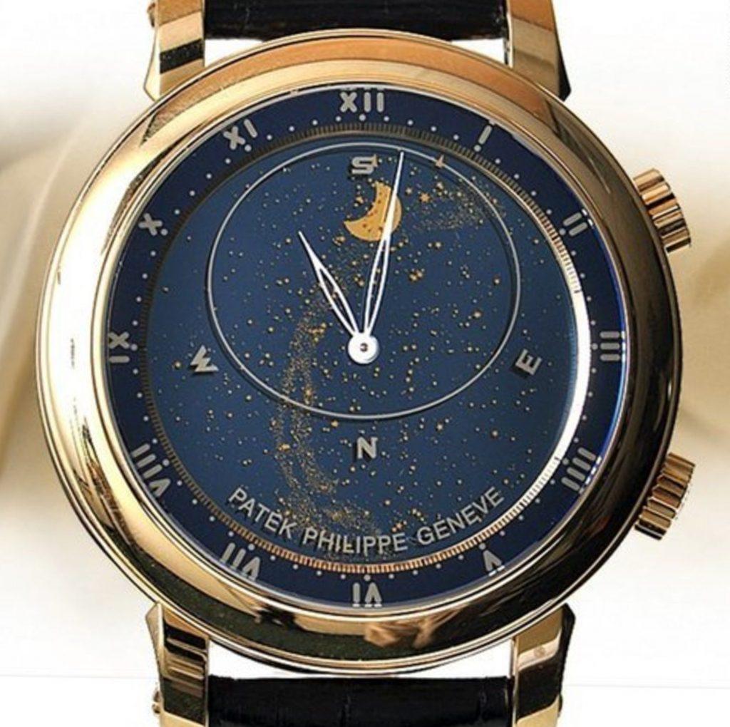 Patek Philippe Sky Chart Grand Complication