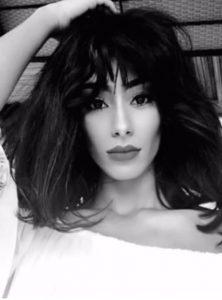 Vivian- An Edgy luxury Wig