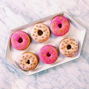 How to make Rosé Doughnuts