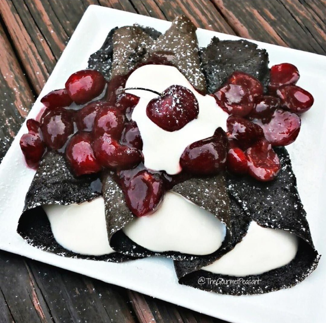 Cheat Black Forest Cake