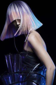 Color Riot wig