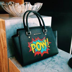 Artsify your handbag