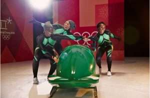 Nigerian women's bobsleigh team will make history in Pyeongchang