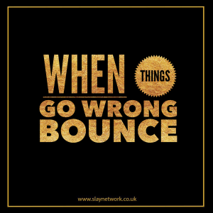 3 Ways to Bounce Back When Things Go Wrong