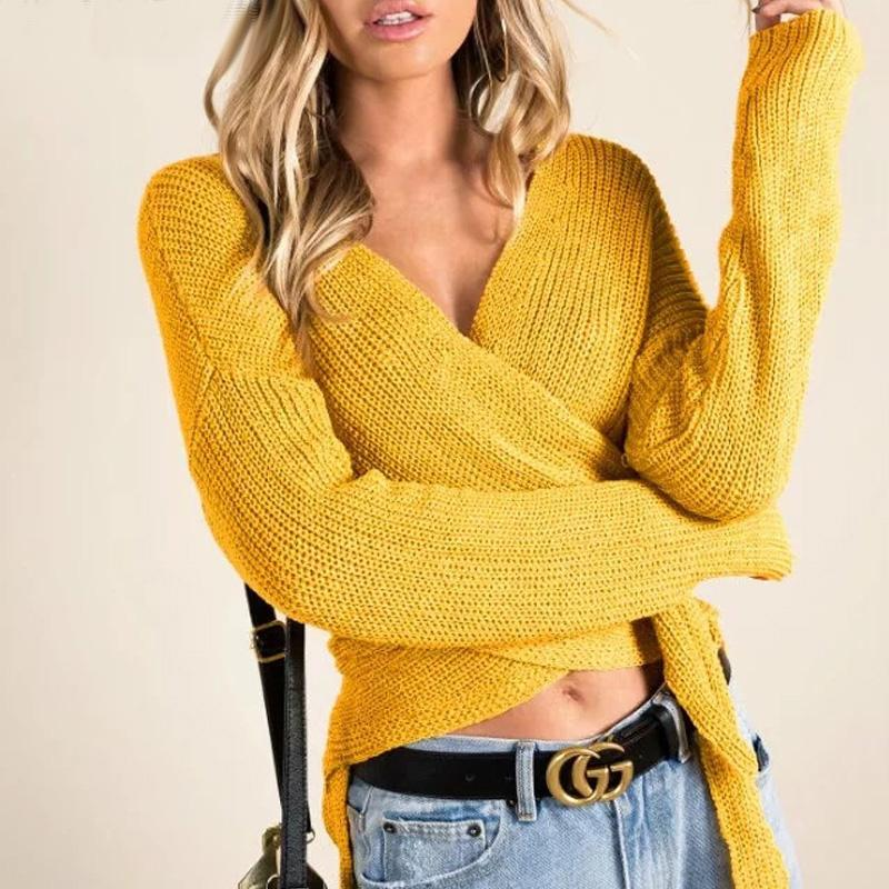 Polyester sweater