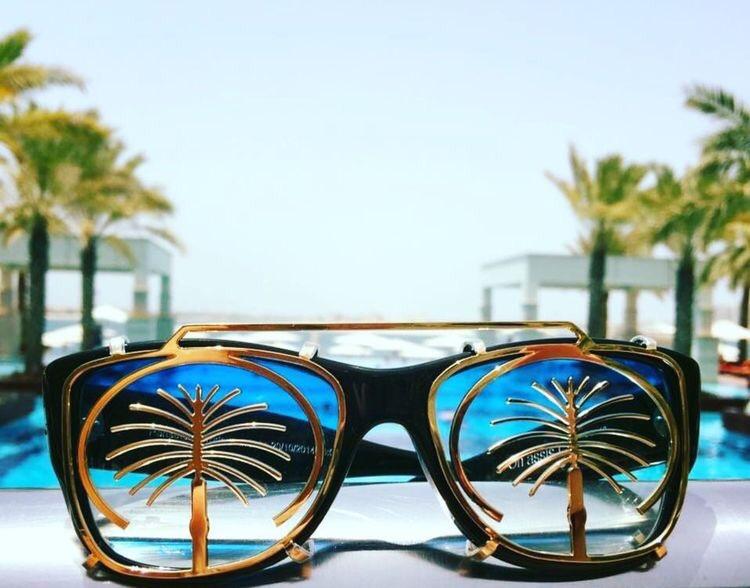 Palms dubai sunglasses