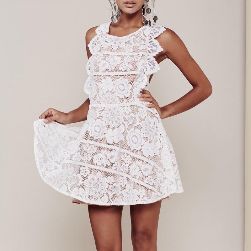 ALDON Lace Dress