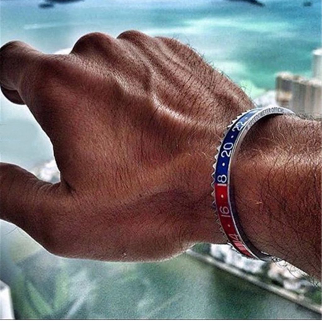 Speed bracelet