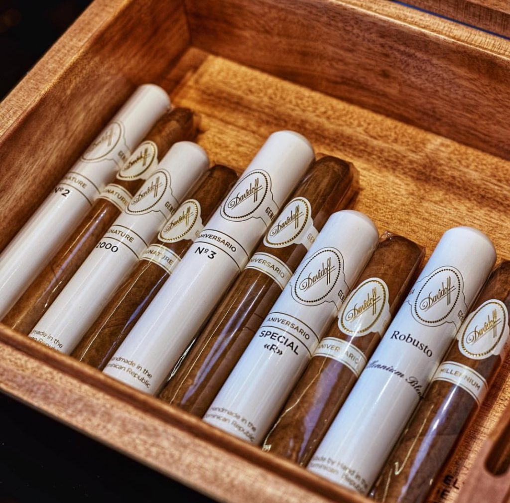 The worlds most luxurious cigars
