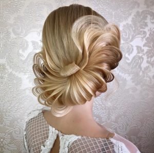 Glam Star hair